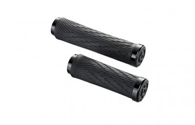 SRAM Paire de Grips pour Grip Shift X0, X01, XX, XX1 Noir