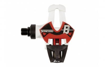 TIME Paire de pédales X-PRESSO 8 Pro Blanc/Rouge