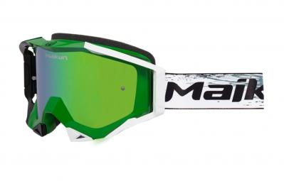 MAIKUN Masque L:E:G:O: Green Graffiti
