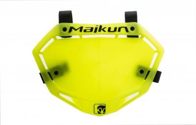 MAIKUN Plaque 3D Pro Jaune Fluo
