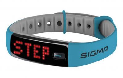 SIGMA bracelet d'activités ACTIVO bleu