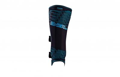 ONEAL 2016 Protège-Tibia STRAIGHT Noir Bleu