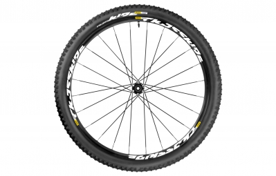 MAVIC 2016 Crossride Light 6TR Roue Avant 26'' Axe 15 mm Pneu Quest 2.25