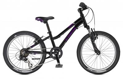 Vélo Enfant Trek Precaliber 20 Girls 20'' Noir / Violet