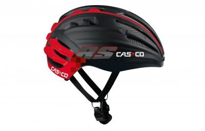 CASCO 2016 Casque SPEEDAIRO RS sans visière Noir Rouge