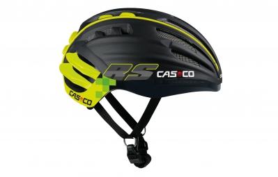 CASCO 2016 Casque SPEEDAIRO RS sans visière Noir Jaune