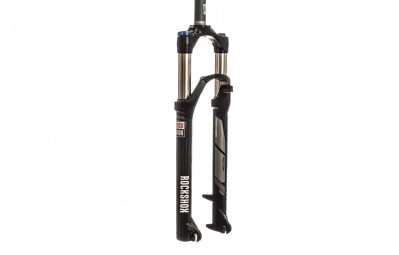 ROCKSHOX 2016 Fourche RECON SILVER TK Solo Air - 27.5'' Axe 9 - 100 mm - 1-1/8'' - N