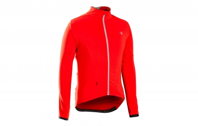 BONTRAGER Maillot Manche Longues RXL THERMAL Rouge