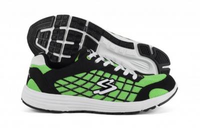 SPIUK Chaussures PODIUM Vert/Noir