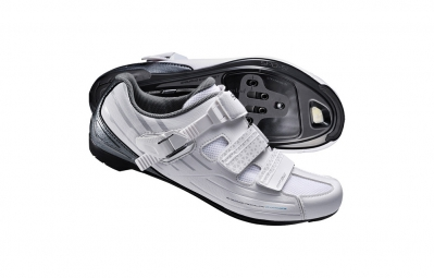 Chaussures Route Femme Shimano RP3 2016 Blanc