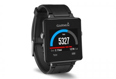 GARMIN montre VIVOACTIVE GPS Noir