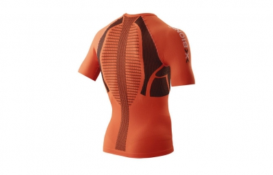 X-BIONIC Maillot THE TRICK Running Orange/Noir