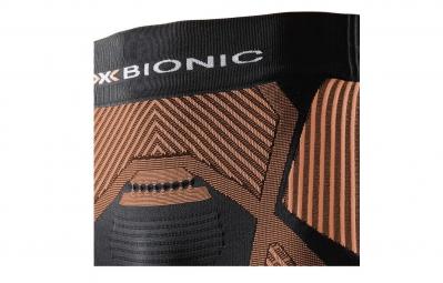 X-BIONIC Cuissard THE TRICK Running Noir/Orange