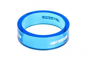 FSA Entretoise 1-1/8´´ Polycarbonate Bleu