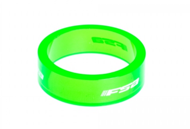 FSA Entretoise 1-1/8'' Polycarbonate Vert