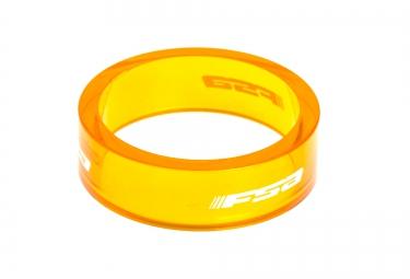 FSA Entretoise 1-1/8´´ Polycarbonate Orange