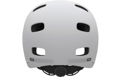 Casque Bol ABUS SCRAPER V.2 Blanc