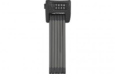 ABUS Antivol BORDO COMBO 6100 90cm avec sacoche Noir