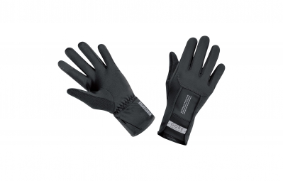 GORE RUNNING WEAR Gants Air Lady Windstopper Noir