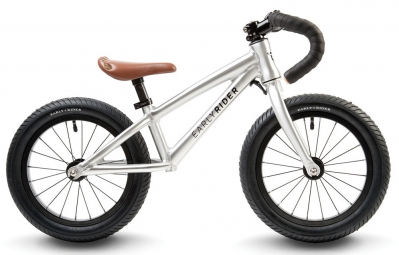 Draisienne Early Rider ROAD RUNNER 14'' Argent
