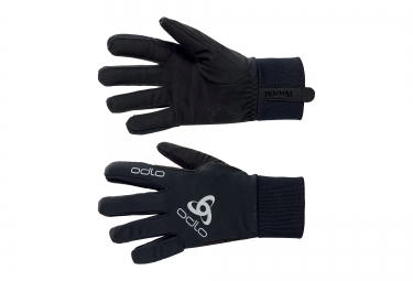 ODLO Gants CLASSIC WARM Noir