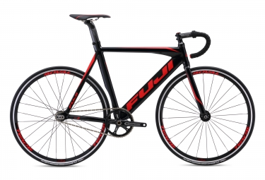 FUJI 2016 Vélo Complet TRACK PRO Noir Rouge