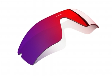OAKLEY Verres RADARLOCK PATH Positive red Iridium Réf 41-791