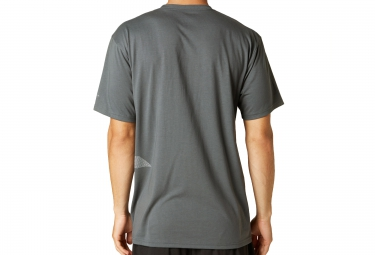 FOX T-Shirt SAVANT SS TECH TEE Gris