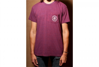 MARKIT Tee Shirt ROPE Pocket Rouge