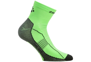 CRAFT Paire de Chaussettes STAY COOL BIKE Vert