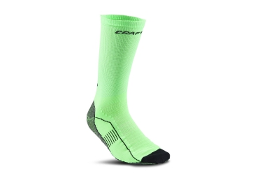 CRAFT Paire de Chaussettes STAY COOL Vert