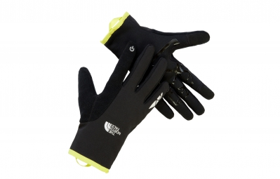 THE NORTH FACE Gants RUNNERS 2 ETIP Noir