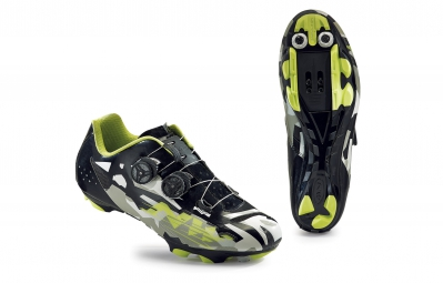Chaussures VTT Northwave BLAZE PLUS camo / noir
