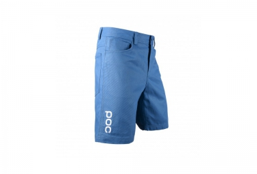POC Short AIR Bleu