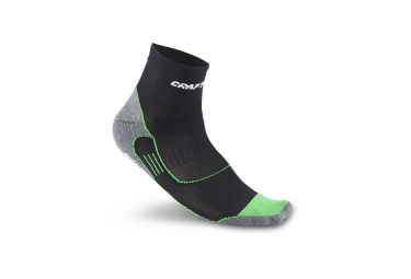 CRAFT Paire de Chaussettes BE ACTIVE BIKE Noir