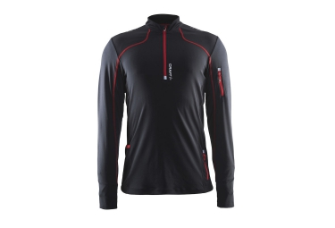 CRAFT Maillot Manches Longues TRAIL Noir