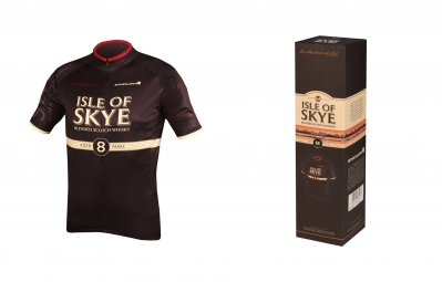 ENDURA Maillot Manches Courtes WHISKY ISLE OF SKYE