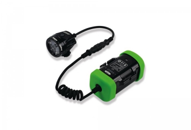 HOPE Lampe R4+ Endurance Batterie 2x4 Cellules Noir