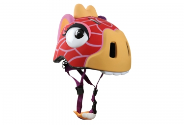 CRAZY SAFETY 2016 Casque Enfant GIRAFE (49-55) 3 à 6 ans