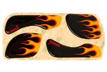 UNI Pad Autocollant Flame