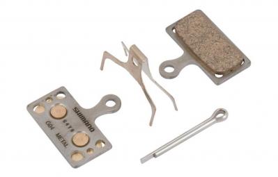 Shimano Saint M810 M820 Zee M640 Metal Disc Brake Pads