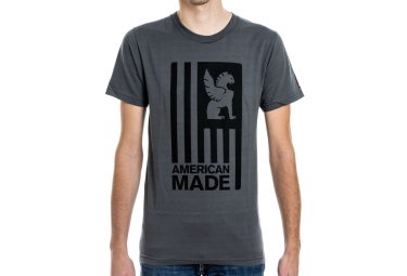 CHROME T Shirt AMERICAN MADE Gris Foncé