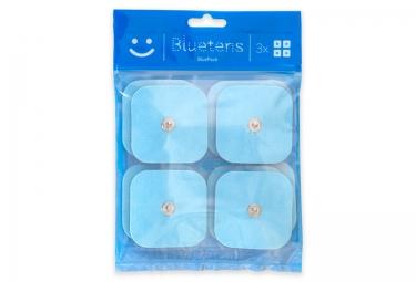 BLUETENS Pack de 12 Electrodes