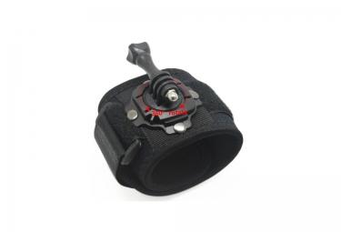 RADCAM Fixation Camera Poignet Noir