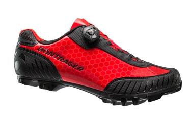 Chaussures VTT BONTRAGER 2016 FORAY Rouge