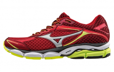 MIZUNO WAVE ULTIMA 7 Rouge Jaune