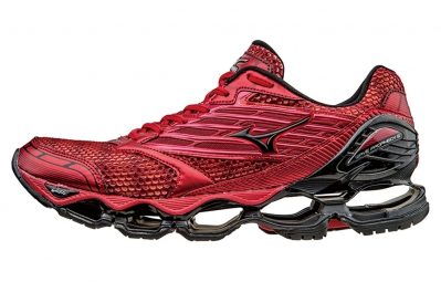 MIZUNO WAVE PROPHECY 5 Rouge