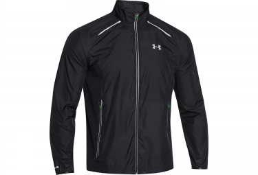 UNDER ARMOUR LAUNCH STORM RUN Jacket Black