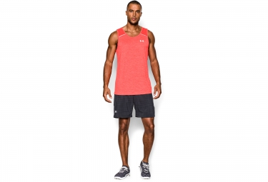 UNDER ARMOUR LAUNCH RUN Singlet Orange
