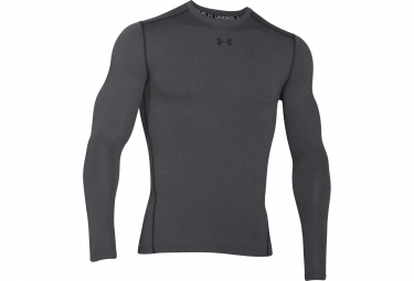 UNDER ARMOUR Long Sleeves Thermal Jersey Grey